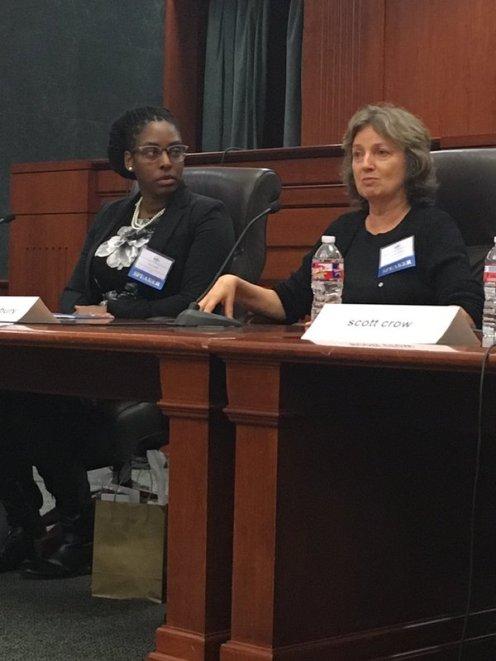 Jennifer Harbury of Texas RioGrande Legal Aid